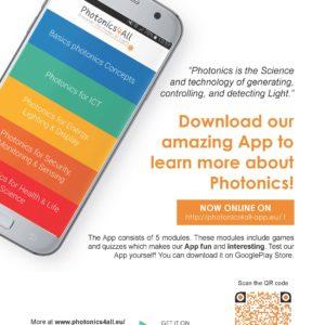 Photonics4All_App_Flyer_EN
