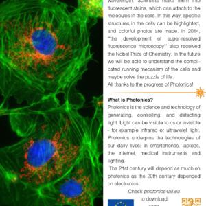 Photonics4All_Bookmark_Microscopy_EN